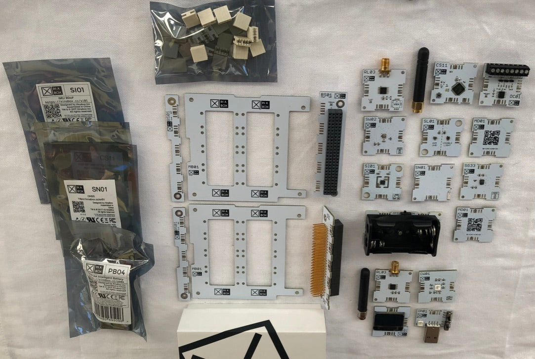XK90 - CubeSat XinaBox Kit