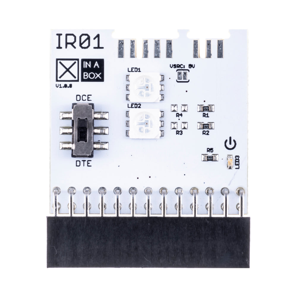 IR01 - Raspberry Pi Programming Interface