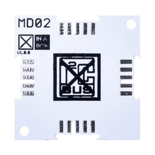 MD02 - Blank without I2C