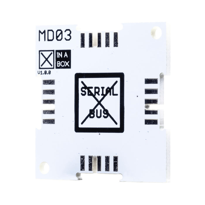 MD03 - Blank without Serial