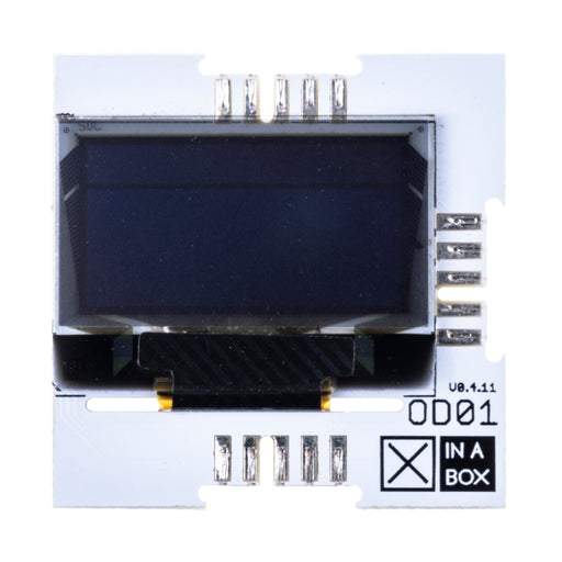 OD01 - OLED Display 128x64 (SSD1306)