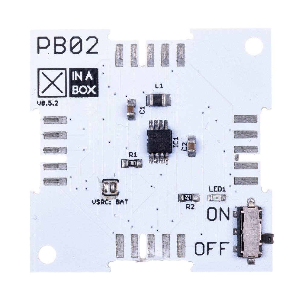 PB02 - Coin Battery Power Pack