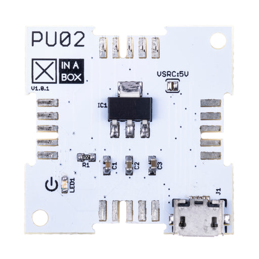 PU02 - USB (Micro) Power Supply