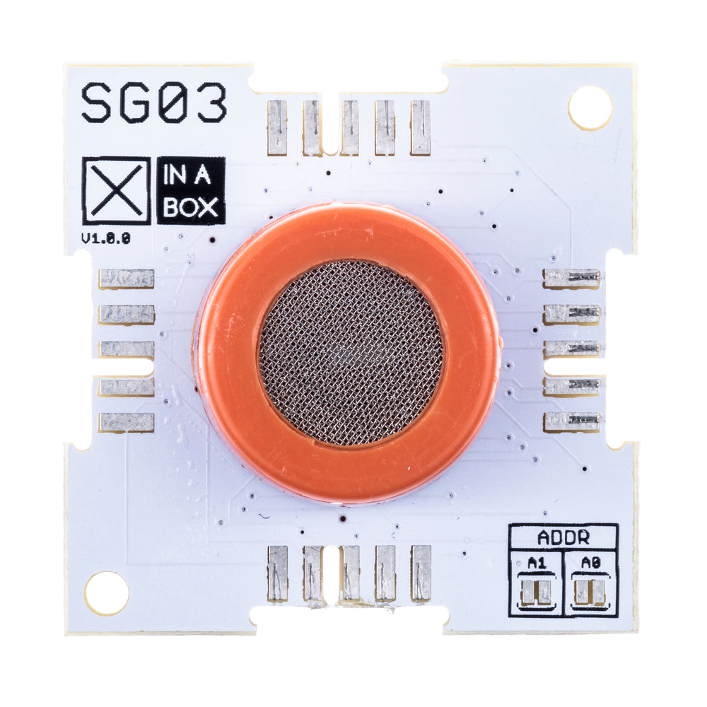 SG03 - Alcohol Gas Sensor (MQ-3)