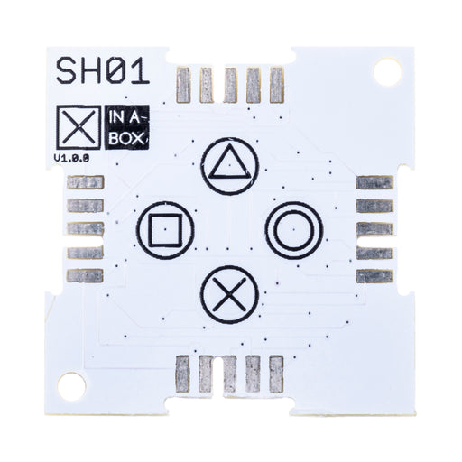 SH01 - Capacitive Touch (CAP1296)