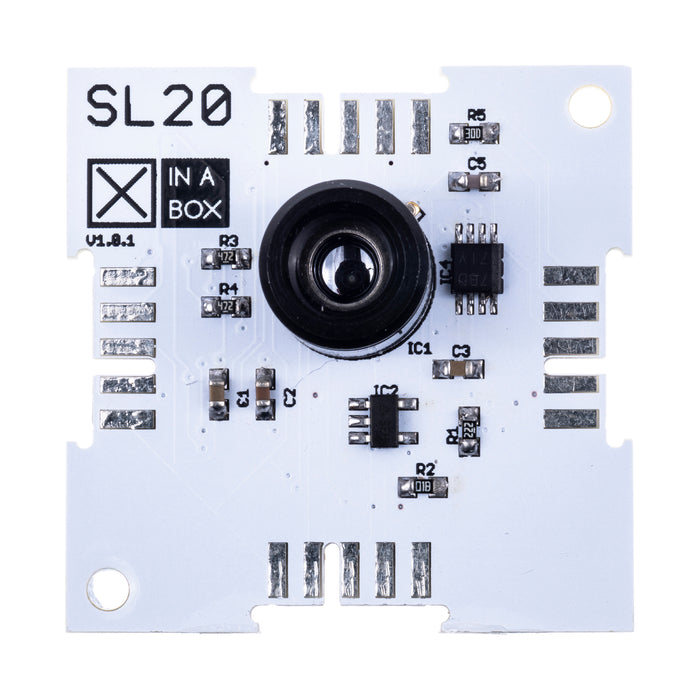 SL20 - IR 16x4 Temperature Array (MLX90621)