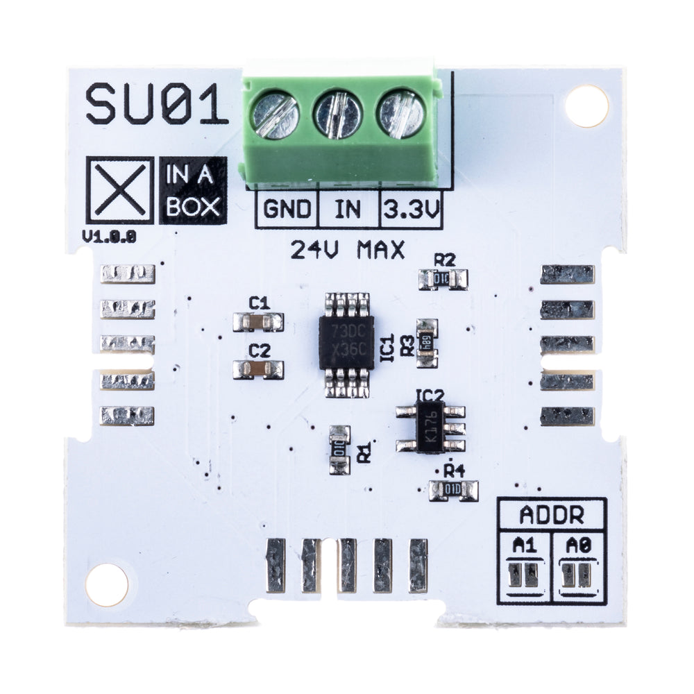 SU01 - Advanced Universal Digital Input (ADC081C021)