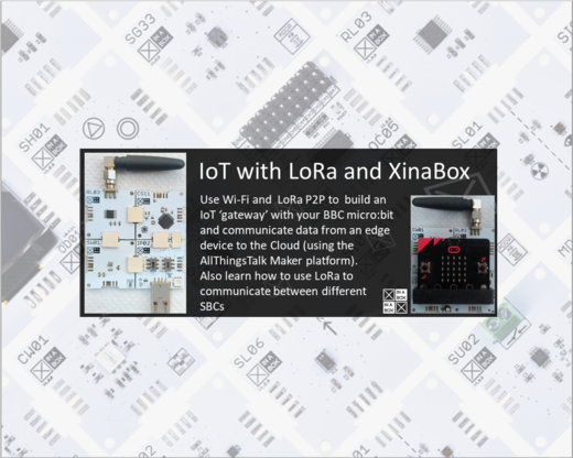 XK71 - IoT with LoRa