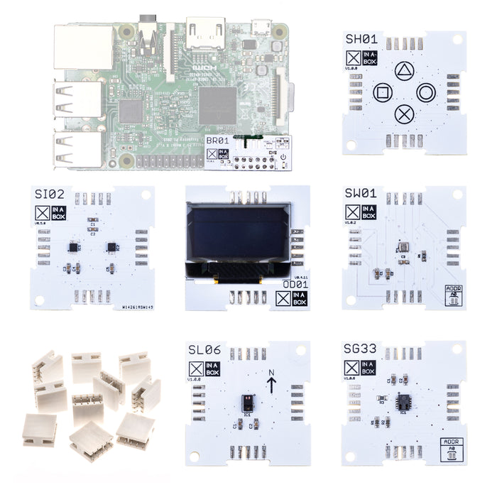 XK03 - STEM Raspberry Pi Kit