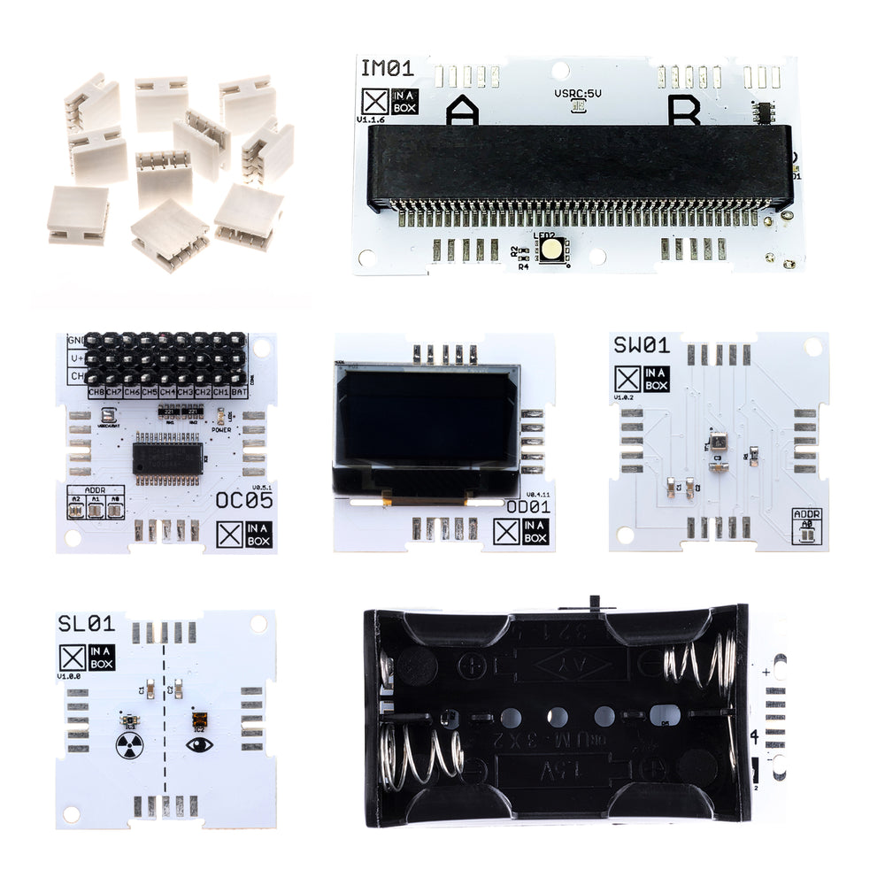 XK04 - STEM micro:bit Kit