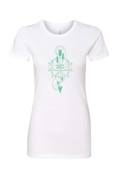 Women's BE Gatsby Arrows Tee