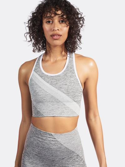 COMET Sports Bra / GREY MARL