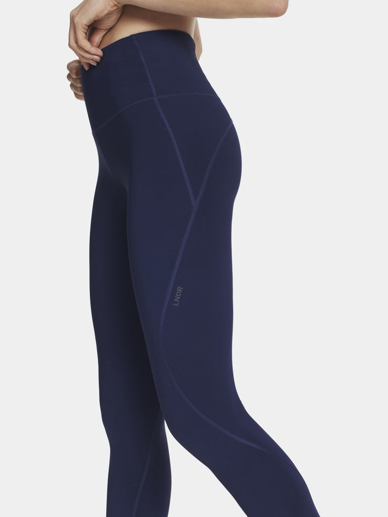 9bd68b6f83e26 LIMITLESS Leggings / Navy – A-Fitsters