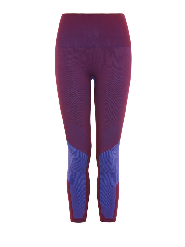 FLUX Leggings / Burgundy