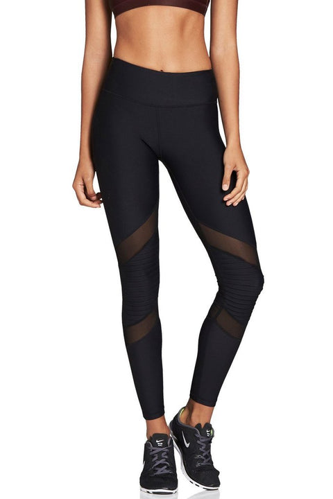 Moto Long Tight / Black