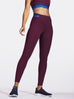 SPAR LEGGING / BLACKBERRY