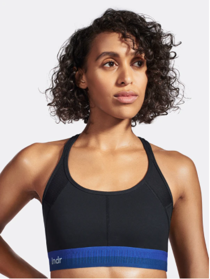 WORKOUT SPORTS BRA / BLACK