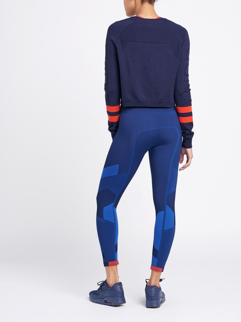 VORTEX Leggings / Navy