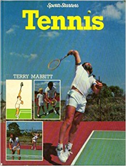 Tennis Sports Starters Book
