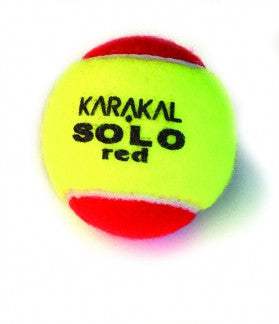 Karakal Solo 70 Red Tennis Balls