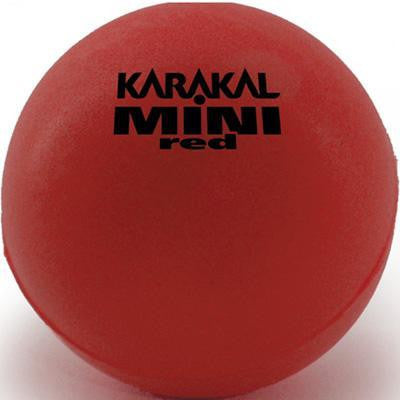 Karakal Mini Red Foam Tennis Balls