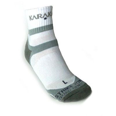 Karakal Quad Density Ankle Socks