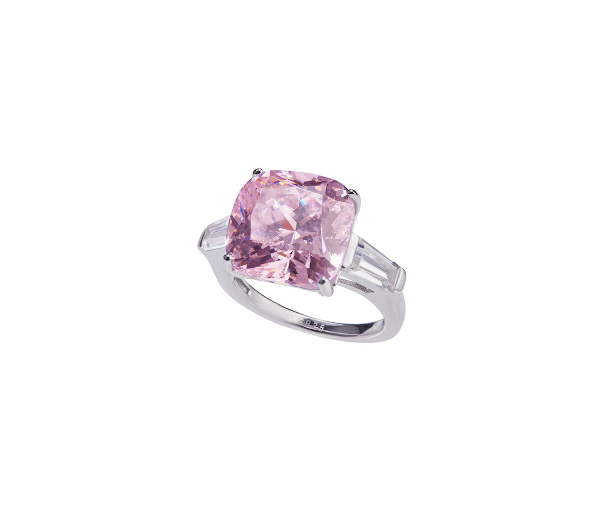 Rose Diamond Enchanted Ring