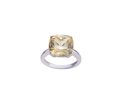 Yellow Diamond Simply Enchanted Ring