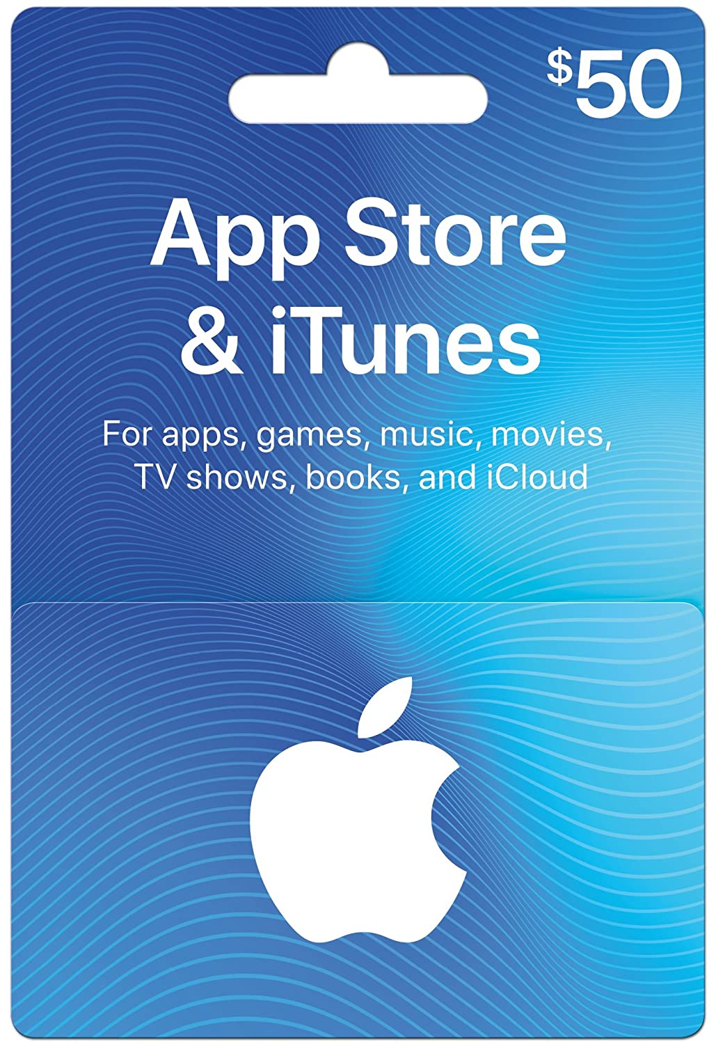App Store & iTunes 50 USD GIFT CARD US