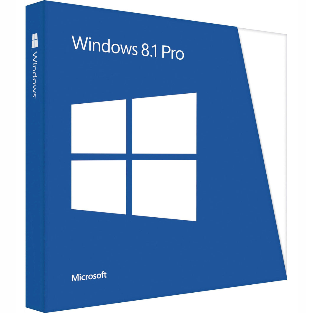 Microsoft Windows 8.1 Pro OEM CD-KEY GLOBAL