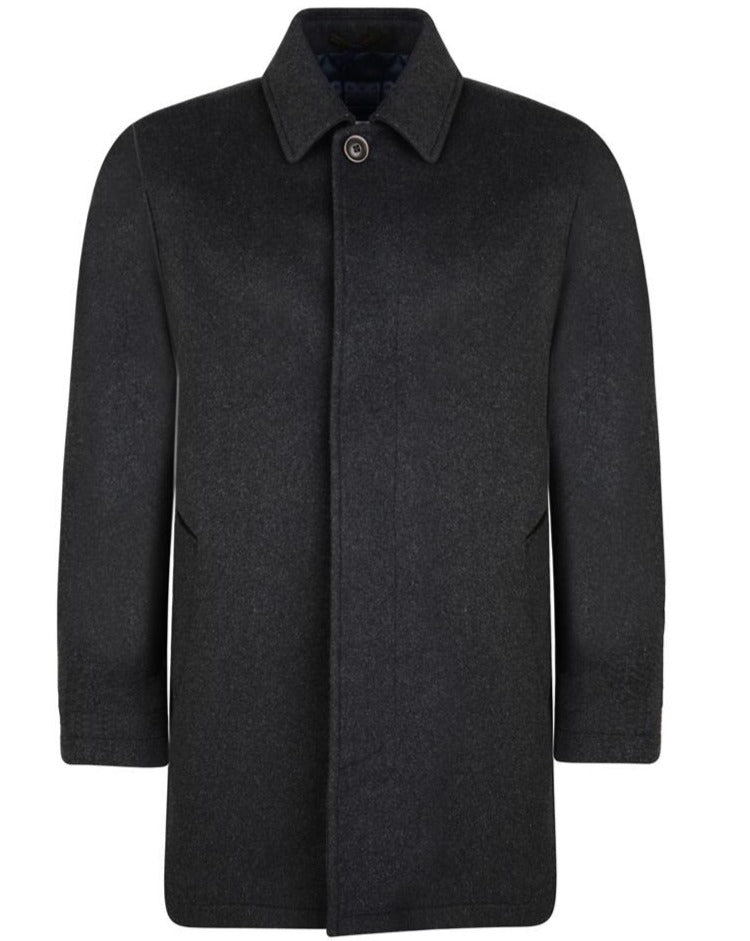 Magee Edergole Grey Wool Coat