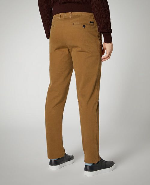 Remus Slim Fit Chino Camel