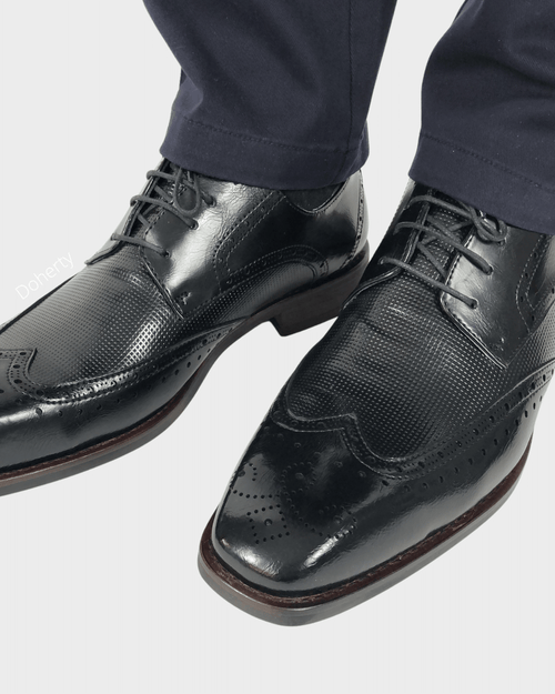 Black George Brogue