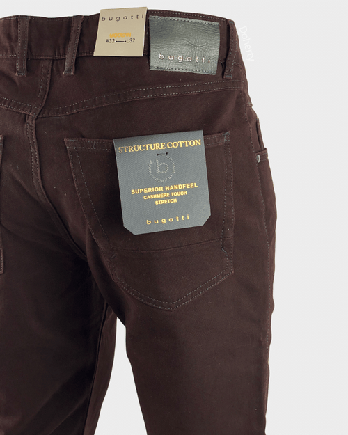 5-Pocket Broken Twill Trouser (+3 Colours)