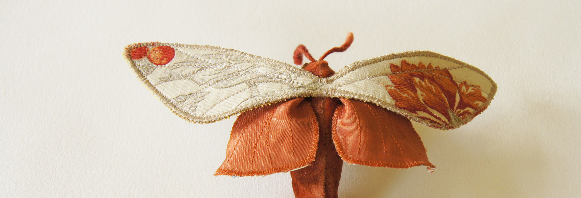 Fabric Moth Tutorial Part 1