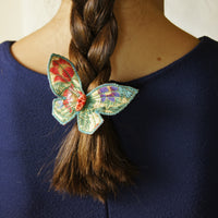 Butterfly Hair Clips Japanese Cotton