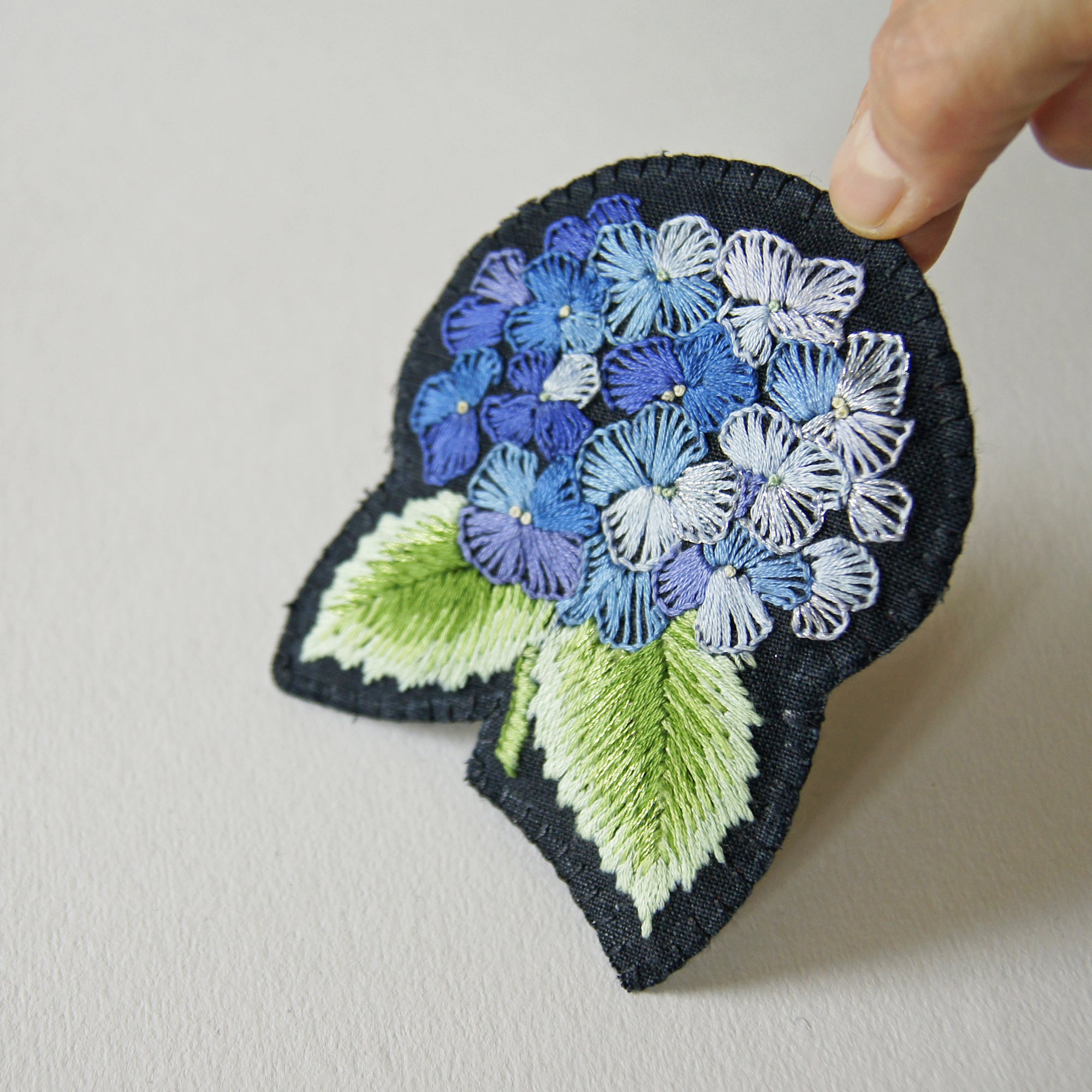Tiny embroideries