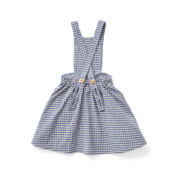 Robe pinafore Harriet picnic cloth