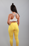 LEGGINGS VERMONT - Yellow