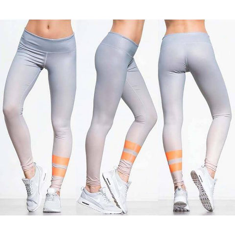 Leggings OMAHA - Orange - OUTLET