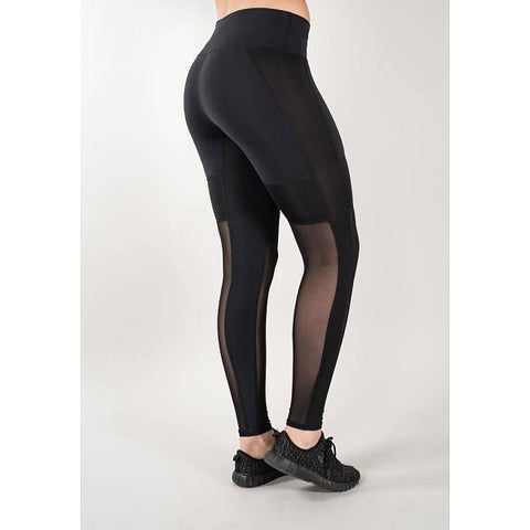 Leggings VENICE - black