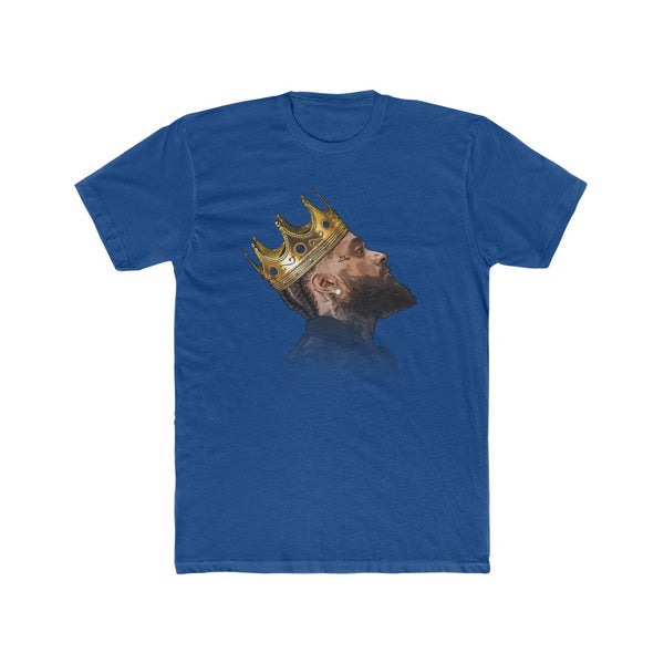 Heavy Is The Crown Tee Blue