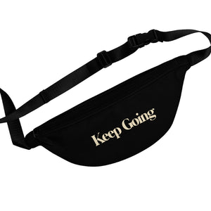 Keep Going Fanny Pack