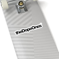 theDopeOnes Sticker