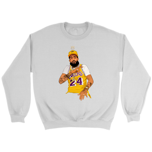 King Nipsey x King Kobe V2 Sweatshirt