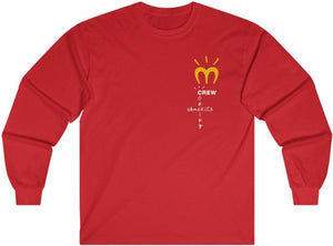 McDowells Crew Long Sleeve Tee