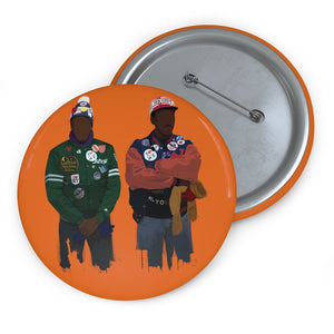 Akeem & Semi Button