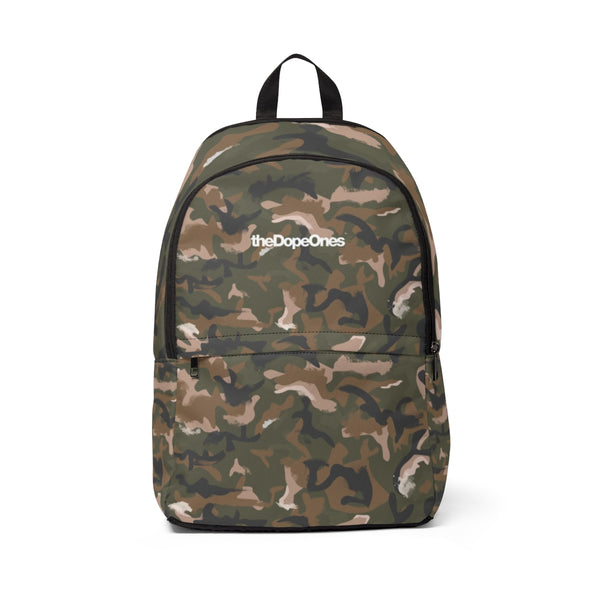 theDopeOnes Camo Backpack