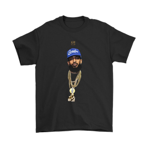 King Nipsey Blue Hat 4XL-5XL