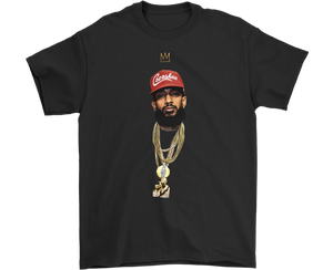 King Nipsey OG Tee (Up to size 5XL)